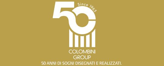 Buon Compleanno al Gruppo Colombini